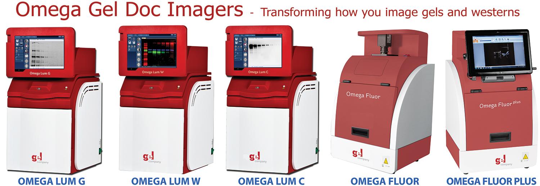 omega gel doc imagers